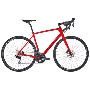Bicicletta da Gravel FOCUS PARALANE 9.7 Shimano 105 R7000 34/50 Rosso 2019